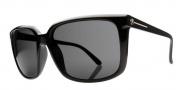 Electric Venice Sunglasses Sunglasses - Gloss Black / Grey Polarized Level I
