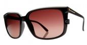 Electric Venice Sunglasses Sunglasses - Gloss Black / Brown Gradient