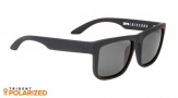 Spy Optic Discord Sunglasses Sunglasses - Matte Black / Grey Polarized