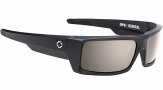 Spy Optic General Sunglasses Sunglasses - Black / Happy Bronze Polar w/ Black Mirror