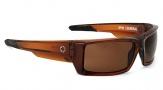 Spy Optic General Sunglasses Sunglasses - Brown Ale / Bronze Polarized