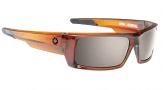 Spy Optic General Sunglasses Sunglasses - Brown Ale / Happy Bronze Polar w/ Black Mirror