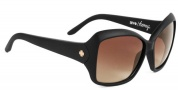 Spy Optic Honey Sunglasses Sunglasses - Black / Bronze Fade