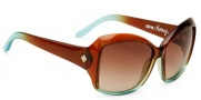Spy Optic Honey Sunglasses Sunglasses - Mint Green Chip / Bronze Fade