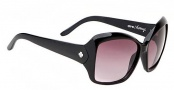 Spy Optic Honey Sunglasses Sunglasses - Black / Merlot Fade