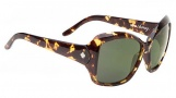 Spy Optic Honey Sunglasses Sunglasses - Vintage Tortoise / Grey Green