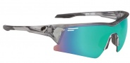 Spy Optic Screw Over Sunglasses Sunglasses - Clear Smoke / Bronze with Green Spectra