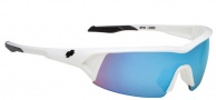Spy Optic Screw Under Sunglasses Sunglasses - White with Blue Spectra