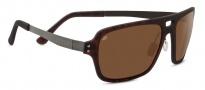 Serengeti Nunzio Sunglasses Sunglasses - 8269 Satin Dark Tortoise / Polar Phd Drivers