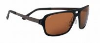 Serengeti Nunzio Sunglasses Sunglasses - 7835 Satin Black / Polar PHD Drivers