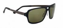 Serengeti Nunzio Sunglasses Sunglasses - 7837 Satin Black / Polar PHD 555NM