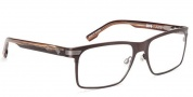 Spy Optic Jude Eyeglasses Eyeglasses - Mahogany / Cuban Smoke