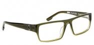Spy Optic Vaughn Eyeglasses Eyeglasses - Jungle Brown Fade