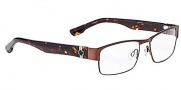 Spy Optic Trenton Eyeglasses  Eyeglasses - Chestnut / Dark Tortoise
