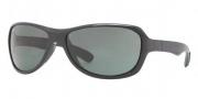 Ray-Ban RB4189 Sunglasses Sunglasses - 601/71 Black / Green