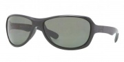 Ray-Ban RB4189 Sunglasses Sunglasses - 601/9A Black / Polarized Green