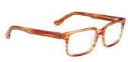 Spy Optic Mateo Eyeglasses Eyeglasses - Caramel Honey Brown