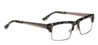 Spy Optic Flint Eyeglasses Eyeglasses - Black Flake / Gunmetal