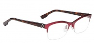 Spy Optic Avery Eyeglasses Eyeglasses - Burgundy