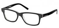 Diesel DL5001 Eyeglasses  Eyeglasses - 05A Black / Smoke