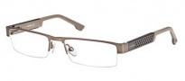 Diesel DL5021 Eyeglasses Eyeglasses - 034 Shiny Light Bronze