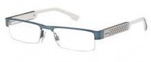 Diesel DL5021 Eyeglasses Eyeglasses - 091 Matte Blue