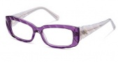 Diesel DL5006 Eyeglasses Eyeglasses - 081 Shiny Violet