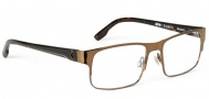 Spy Optic Damon Eyeglasses Eyeglasses - Mahogany