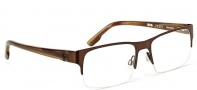 Spy Optic Felix Eyeglasses Eyeglasses - Chestnut Brown