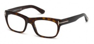 Tom Ford FT5277 Eyeglasses Eyeglasses - 053 Tortoise