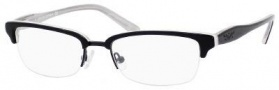 Banana Republic Alea Eyeglasses Eyeglasses - 0JTN Black Cream