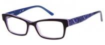 Candies C Gwen Eyeglasses Eyeglasses - PL: Dark Plum