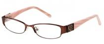 Candies C Payden Eyeglasses  Eyeglasses - BRNPK: Matte Brown Pink