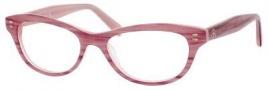 Banana Republic Anissa Eyeglasses Eyeglasses - 0DV9 Brown Cream Pink