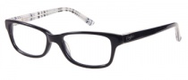 Candies C Lexie Eyeglasses Eyeglasses - BLK: Black