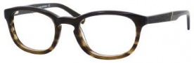 Banana Republic Baldwin Eyeglasses Eyeglasses - 0ETQ Brown Horn Fade