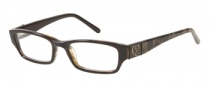Candies C Perla Eyeglasses Eyeglasses - BRN: Brown