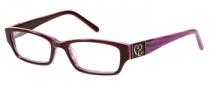 Candies C Perla Eyeglasses Eyeglasses - BU: Burgundy