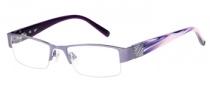 Candies C Leona Eyeglasses Eyeglasses - PL: Plum