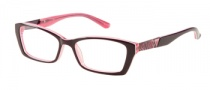 Guess GU 2352 Eyeglasses  Eyeglasses - PUR: Purple White