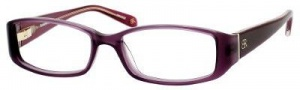 Banana Republic Camille Eyeglasses Eyeglasses - 0CX5 Purple Crystal