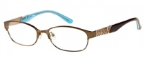 Guess GU 2353 Eyeglasses Eyeglasses - BRN: Satin Brown