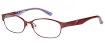 Guess GU 2353 Eyeglasses Eyeglasses - BU: Satin Burgundy
