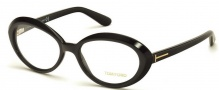 Tom Ford FT5251 Eyeglasses Eyeglasses - 001 Shiny Black