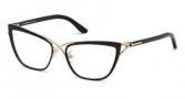 Tom Ford FT5272 Eyeglasses Eyeglasses - 005 Black