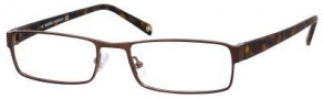 Banana Republic Dakota Eyeglasses Eyeglasses - 0JWN Brown Olive Fade
