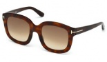 Tom Ford FT0279 Christophe Sunglasses Sunglasses - 50F Dark Brown / Gradient Brown