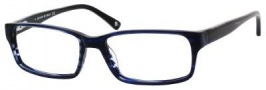 Banana Republic Darien Eyeglasses Eyeglasses - 01J2 Striated Navy