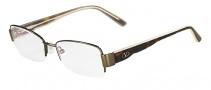 Valentino V2100 Eyeglasses Eyeglasses - 210 Brown