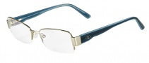 Valentino V2100 Eyeglasses Eyeglasses - 718 Light Gold